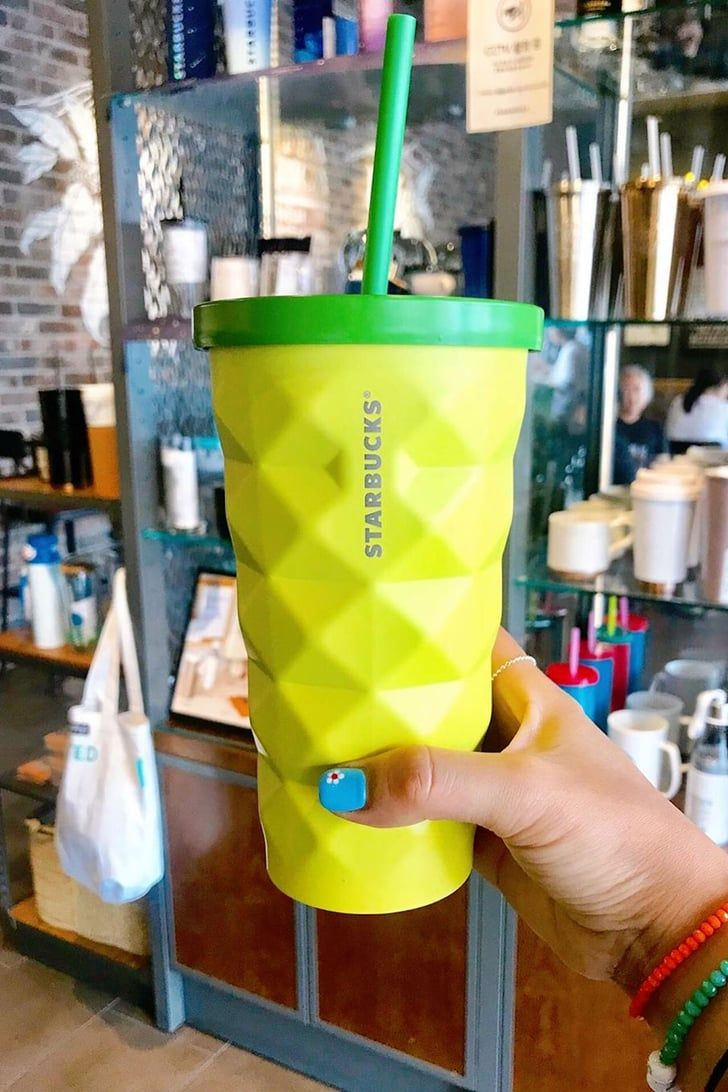 PSA: You Can Buy the Cutest Pineapple Tumblers at Starbucks Stores in Hawaii