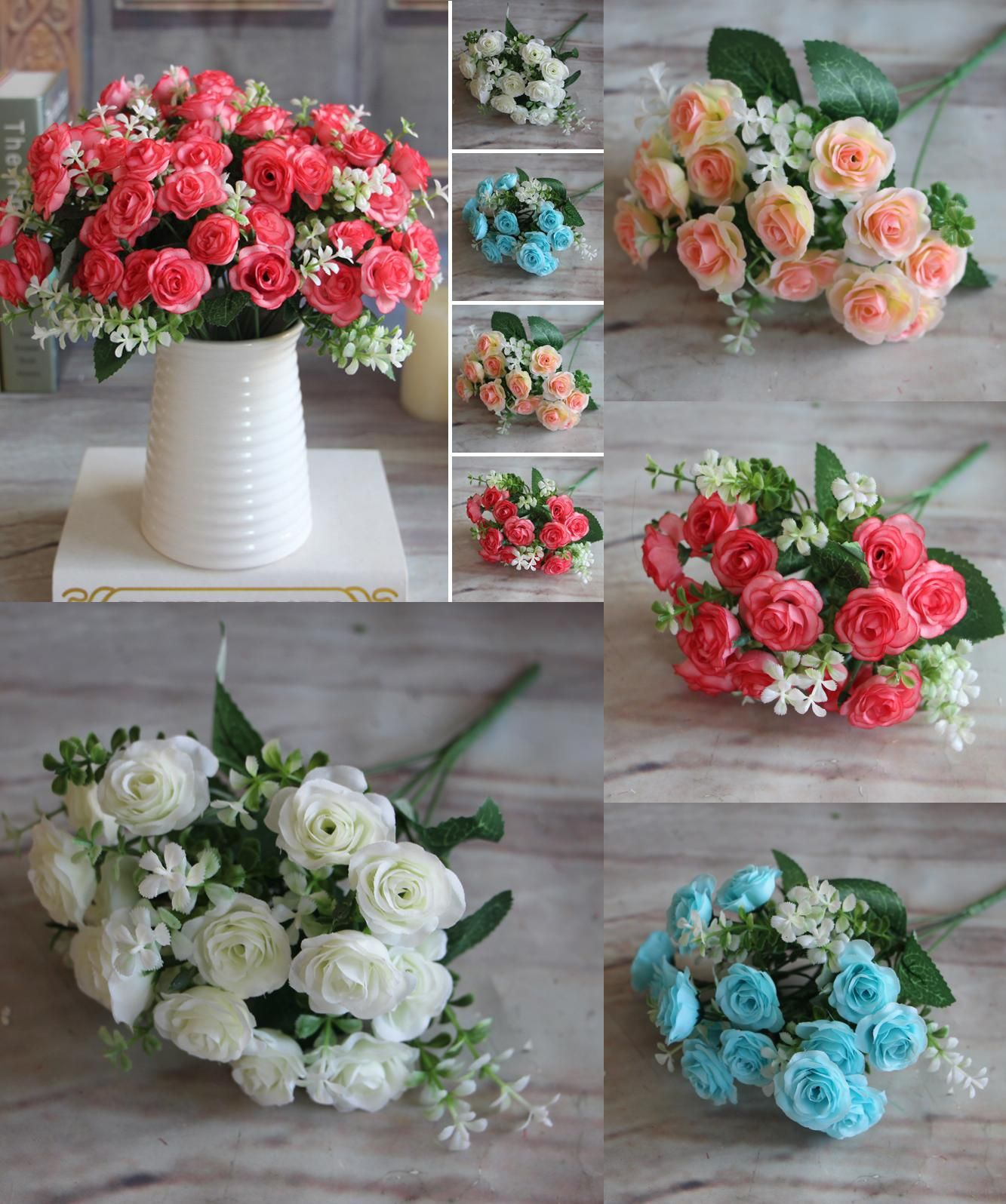 Visit to buy pretty charming delightful buds bouquet mini rose