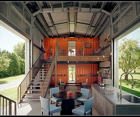 Container Houses | by Adam Kalkin