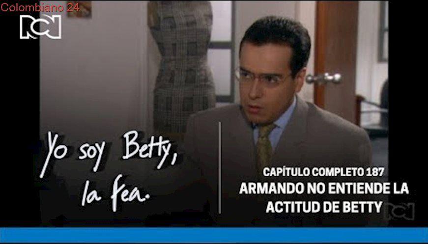 Yo soy Betty, la fea - Capítulo 187 completo | Jorge Enrique Abello
