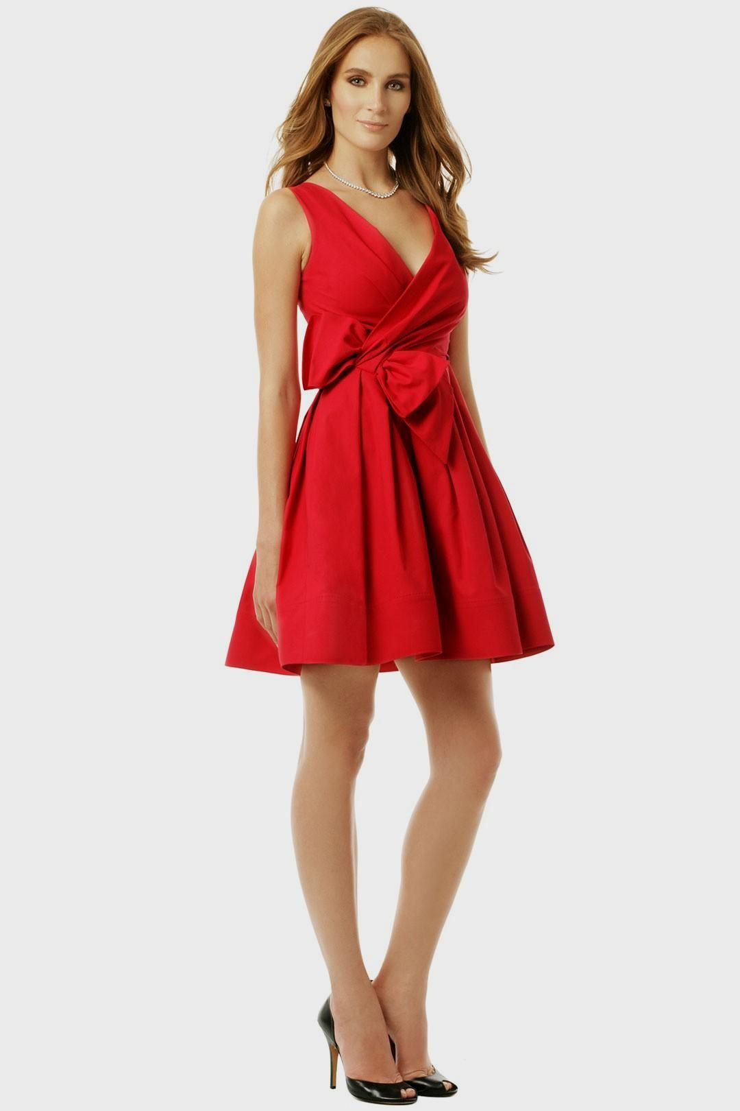 17 Best images about Little Red Dress on Pinterest | Classy short ...