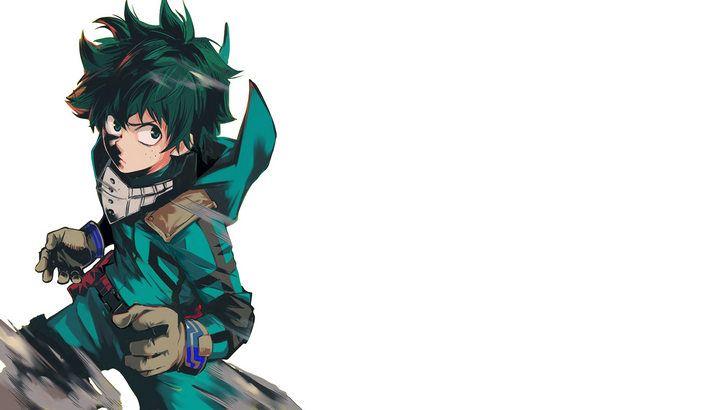 Izuku Midoriya My Hero Academia Wallpaper My Hero Academia Hero My Hero