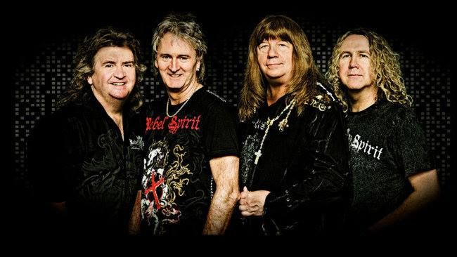 The Sweet is returning to Australia for their first big Australian tour since 2004 and will be in MECC Auditorium on March 08, 2014.  Don't miss out, book your tickets now!!  http://www.mackayecc.com.au/discover_whats_on/purchase_tickets_online/events/featured_events/sweet_satisfaction_guaranteed_the_hits_tour