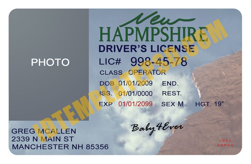 enhanced driver license new hampshire