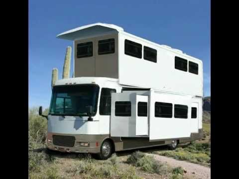 Funny Rv Two Story Camper The Logical Next Step For More Room