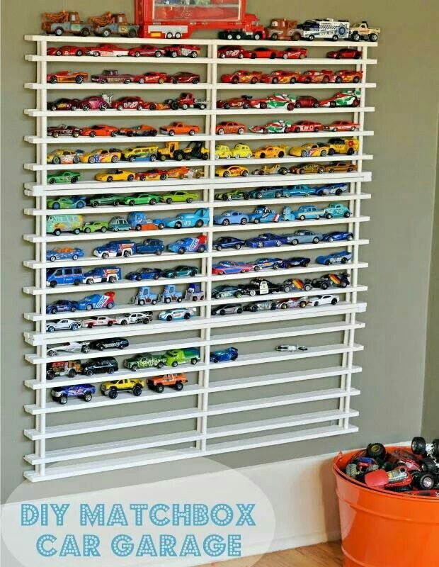 For The Hot Wheels That Seem To Be Taking Over My House