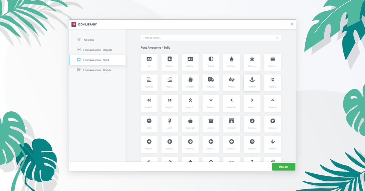 Introducing Icon Library A Truly ICONic Release Custom