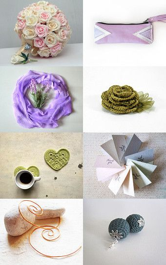 The Color of Spring by D.K. on Etsy--Pinned with TreasuryPin.com