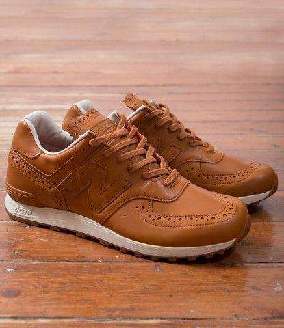 new arrival 9722d 09f72 Up There Store - New Balance x Grenson M576GRB