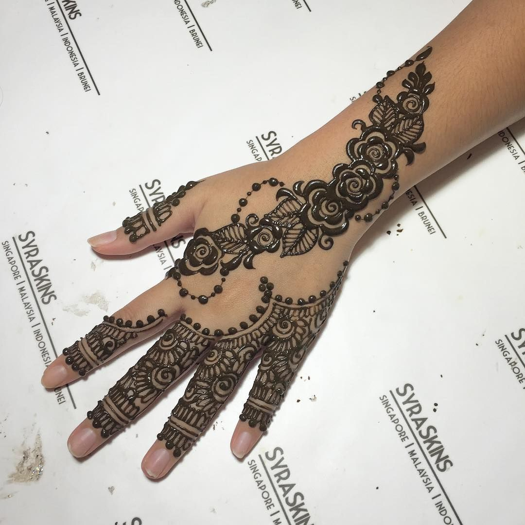 Henna Designs Henna And Mehndi On Pinterest