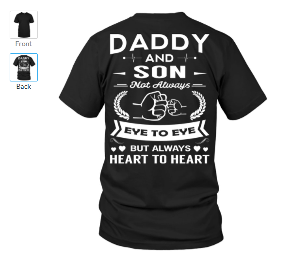 8bebbadc DADDY AND DAUGHTER Shirt : Father's Day gifts | clothing news ...