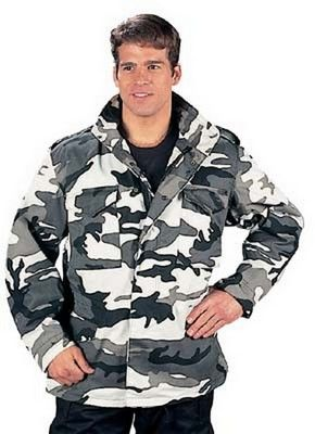 M-65 Field Jackets Ultra Force in.City Camouflage  79.61 http    511ee7516