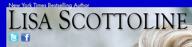 New York Times Bestselling Author Lisa Scottoline