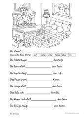 lokale pr positionen grammatik aprender alem n idioma alem n und idiomas. Black Bedroom Furniture Sets. Home Design Ideas