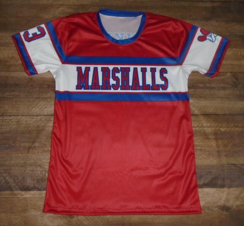 Marshalls Jersey City >> Utah Marshalls Baseball Custom Jerseys Created At Universal Athletic