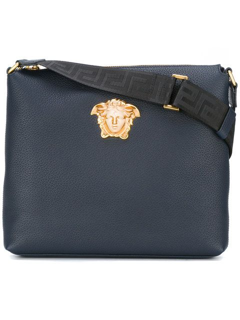 e7e6eba05c VERSACE Medusa messenger bag.  versace  bags  shoulder bags  leather   lining