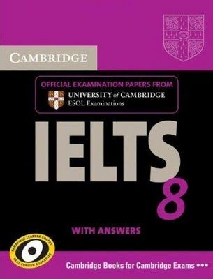Cambridge IELTS 8 pdf + mp3 audio free download - Online GRE Revised