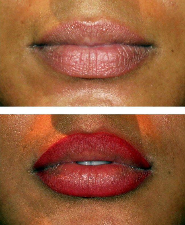 cool Супермодный перманентный макияж губ — Фото до и после, отзывы Читай больше http://avrorra.com/permanentnyj-makiyazh-gub-foto-do-i-posle-otzyvy/