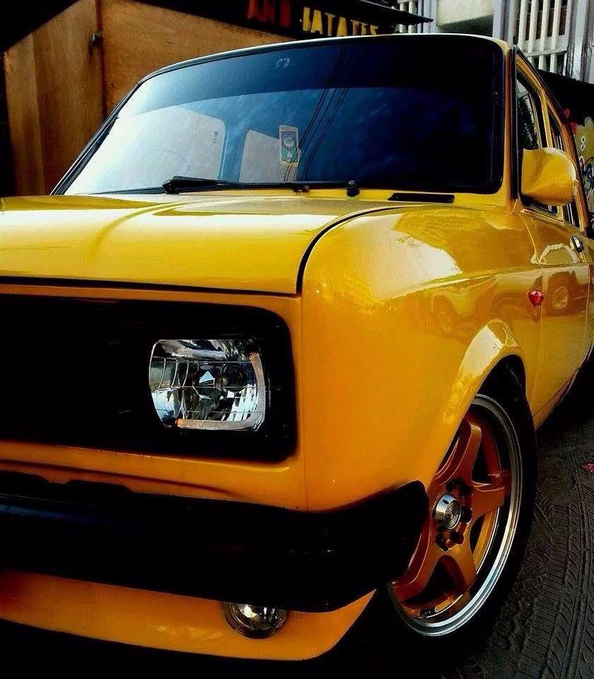 Car Fiat 128 Tuning Con Imagenes Fiat 128 Coches Y