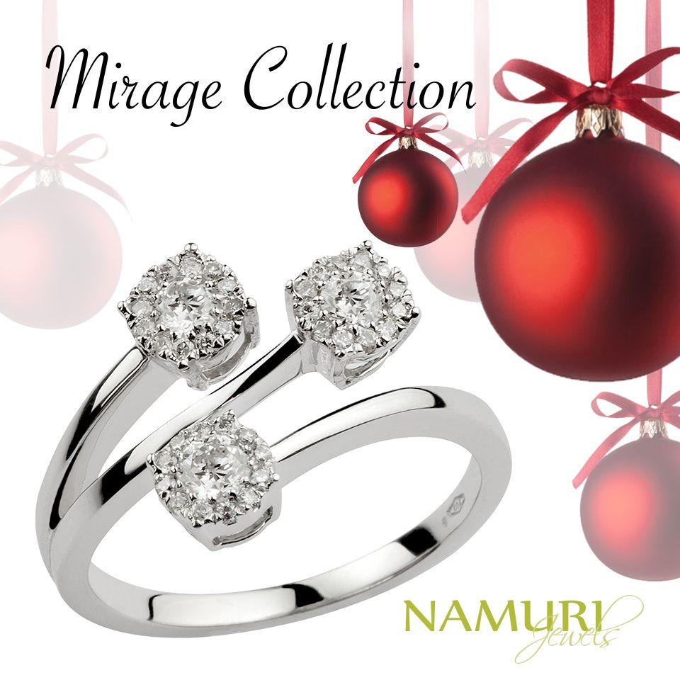 https://itcportale.it/namurijewels/?&SingleProduct=83  Anello Mirage Collection Hai già scelto il tuo regalo di natale? Trova il tuo anello Namuri Jewels si ItcPortale.it.