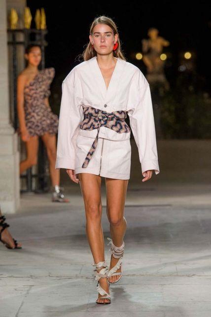 El oversize más femenino de Isabel Marant | S Moda EL PAÍS