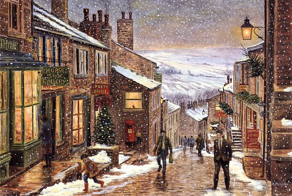 Keith Melling | Keith Melling | Pinterest | Snow scenes, Winter ...