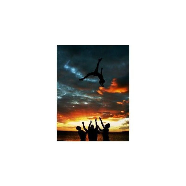 Cheerleading/gymnastics ❤ liked on Polyvore featuring other