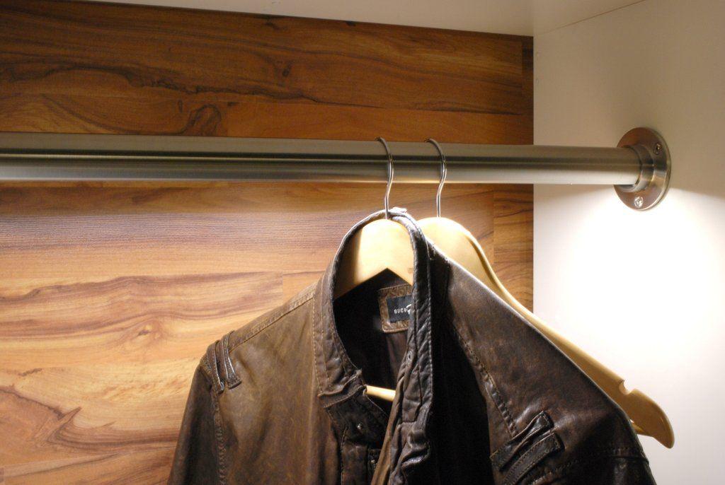 Image Of: Closet Rod Led Light