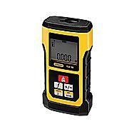 Stanley Tlm165 Laser Distance Measurer 50 Metre Laser Rangefinder Multimeter Stanley Black Friday Tools