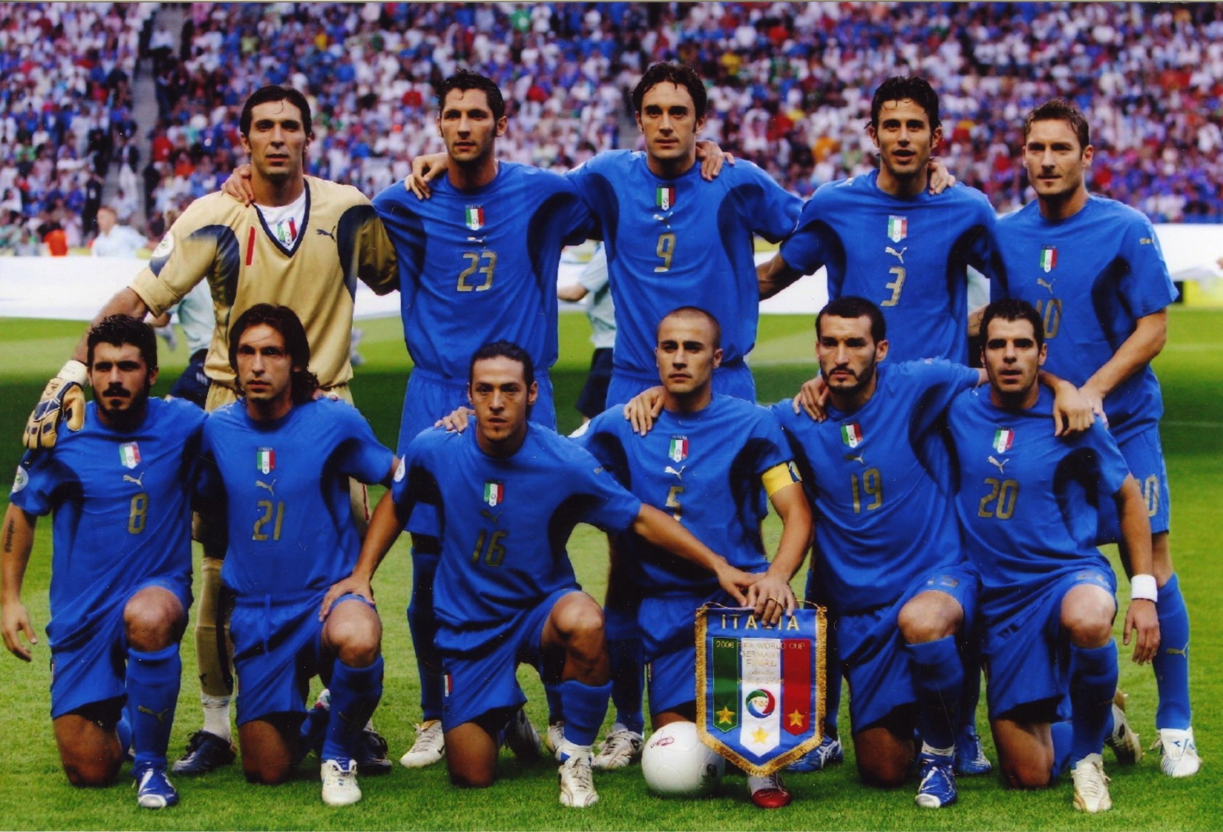 Pin by Frank Paciolla on Masters of the Game | World cup shirts ...