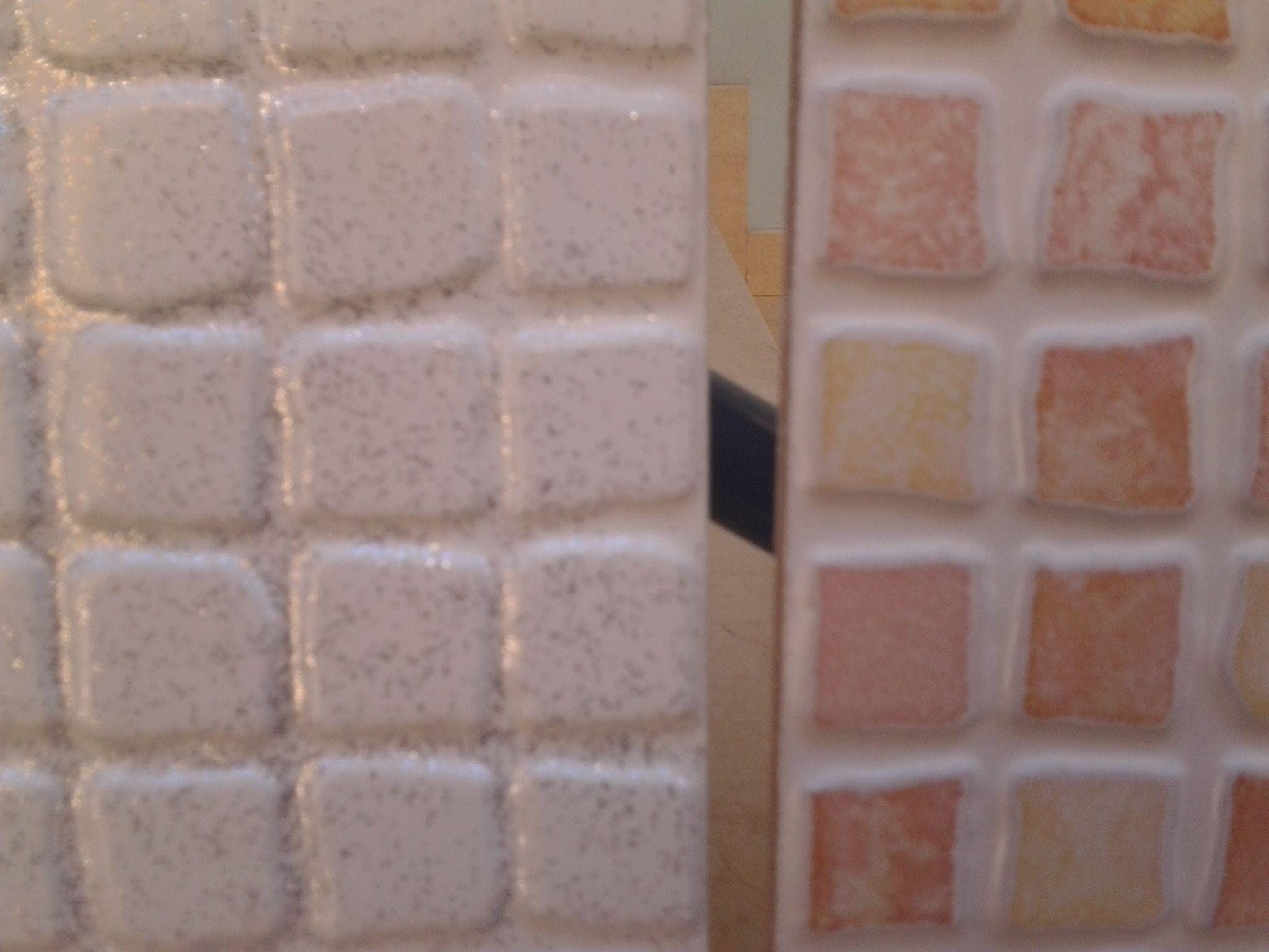 Pittura epossidica dipingere piastrelle lavandini legno
