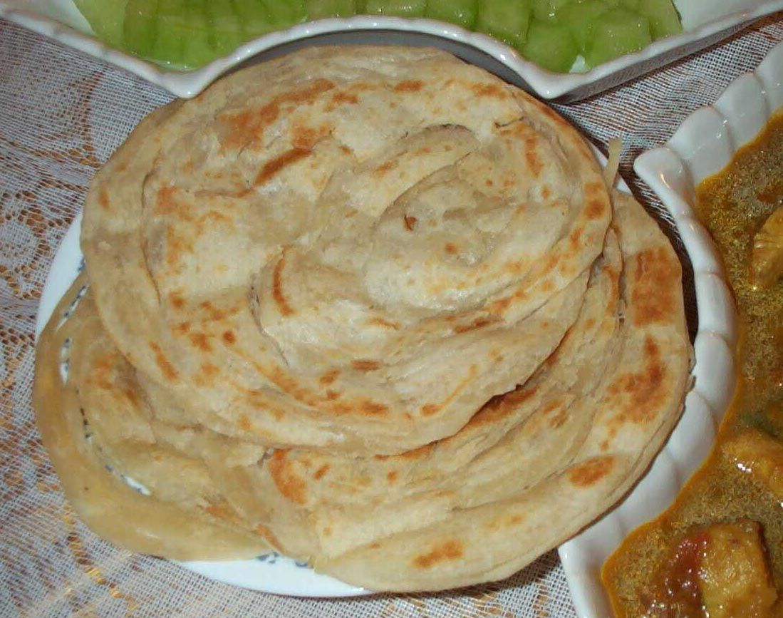 This layered parotta is one that would keep you going on and on food food forumfinder