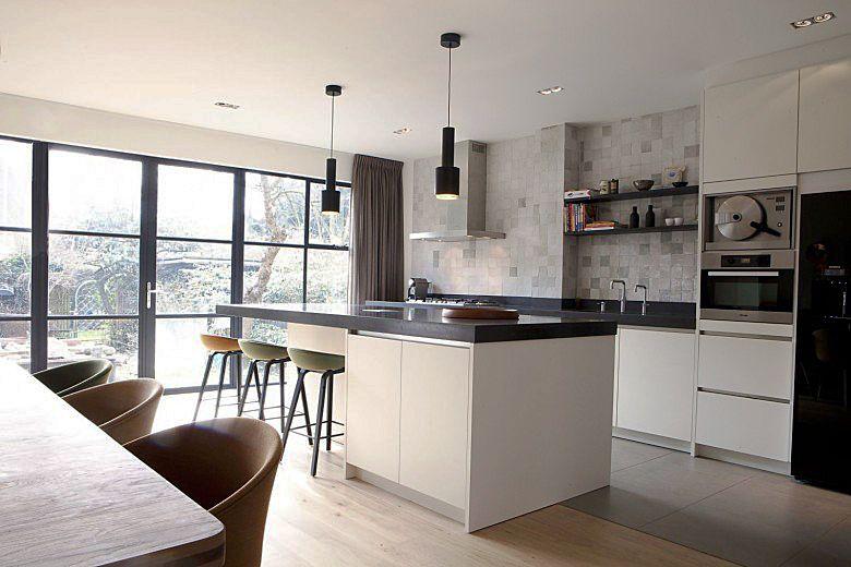 Jaren 50 Keuken : Verbouwing inclusief uit en opbouw jaren huis lifs