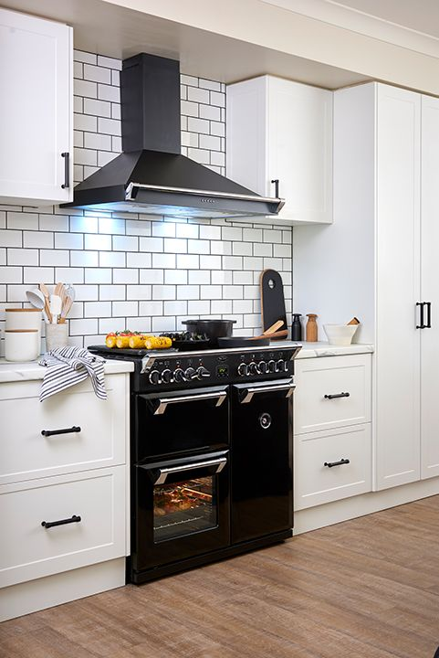 Belling Richmond range cooker - a centrepiece of the kitchen