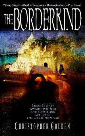 The Borderkind (The Veil, #2)