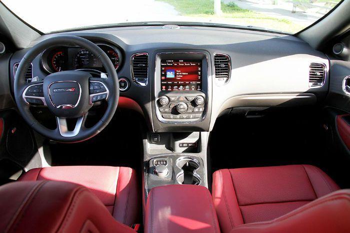 2017 Dodge Durango Rt Interior Dodge Durango 2017 Dodge Durango Dodge