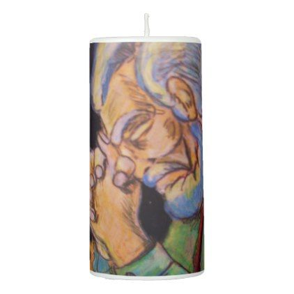 GIVING THANKS candle