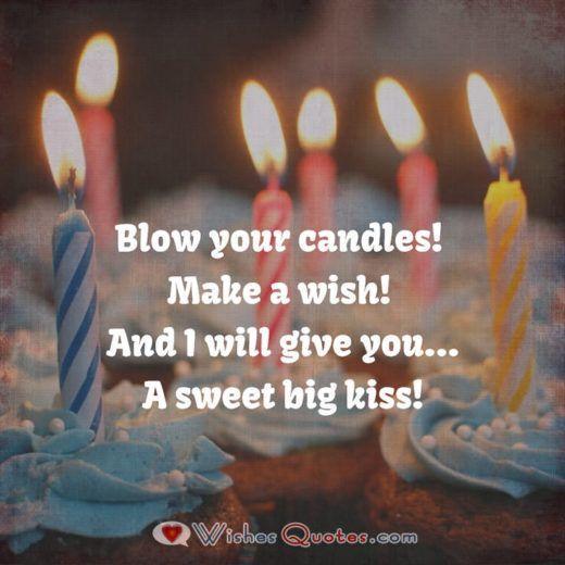 Romantic And Naughty Birthday Wishes For Boyfriend Romantic