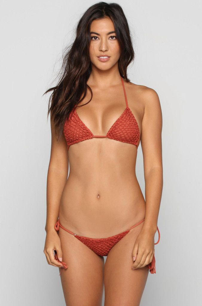 3 Bikini Mui ishine365 Top In Humuhumu Crochet Acacia Li Hing AR4jL5