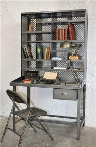 Postman Desk By Tolix Design We Like Furniture Home