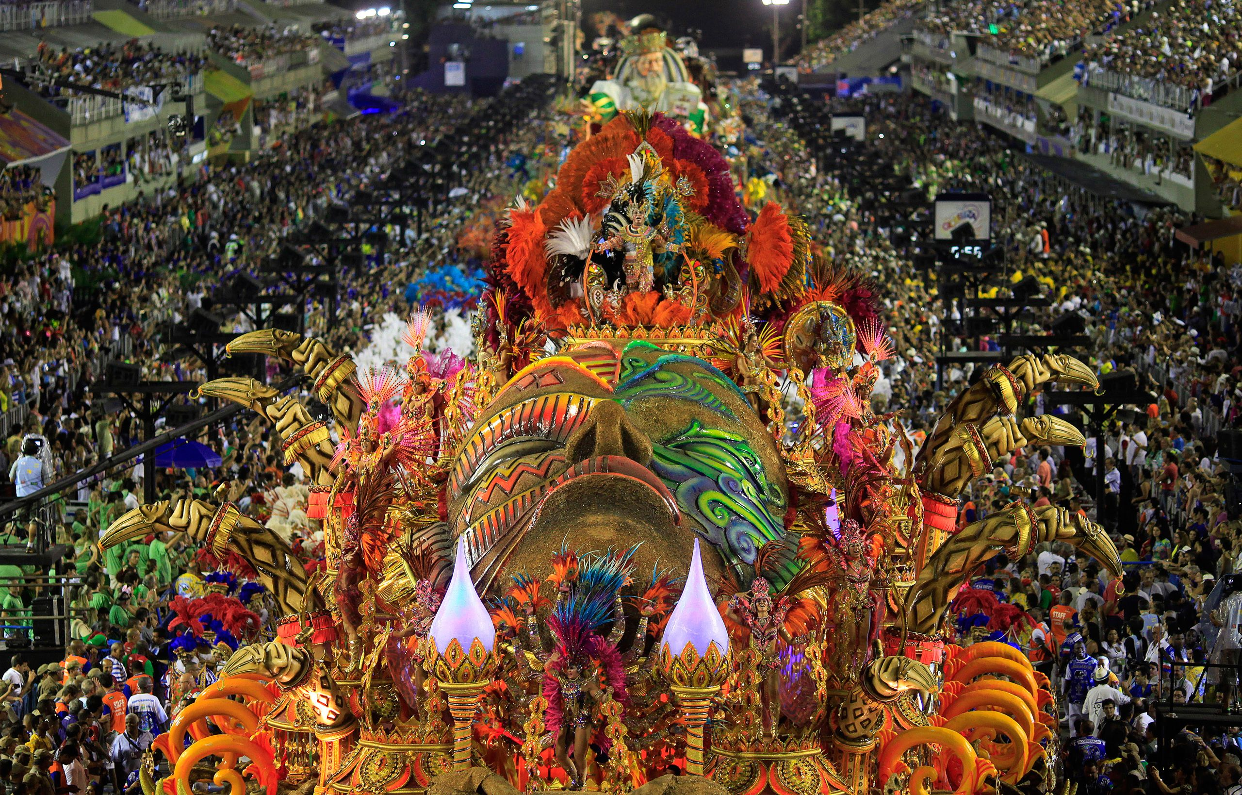 Rio Carnival:A Gentlemens Guide To The Spectacular Festival
