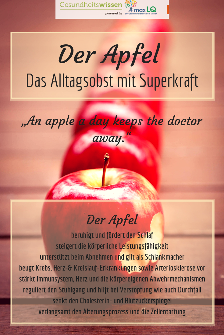 Mela: sana, gustosa e povera di calorie Ingredienti ed effetti sulla salute delle mele