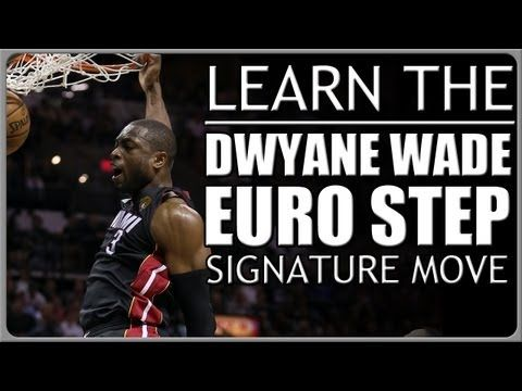 Awesome Move Tutorial To Get Your Defender On Skates Dwyane Wade