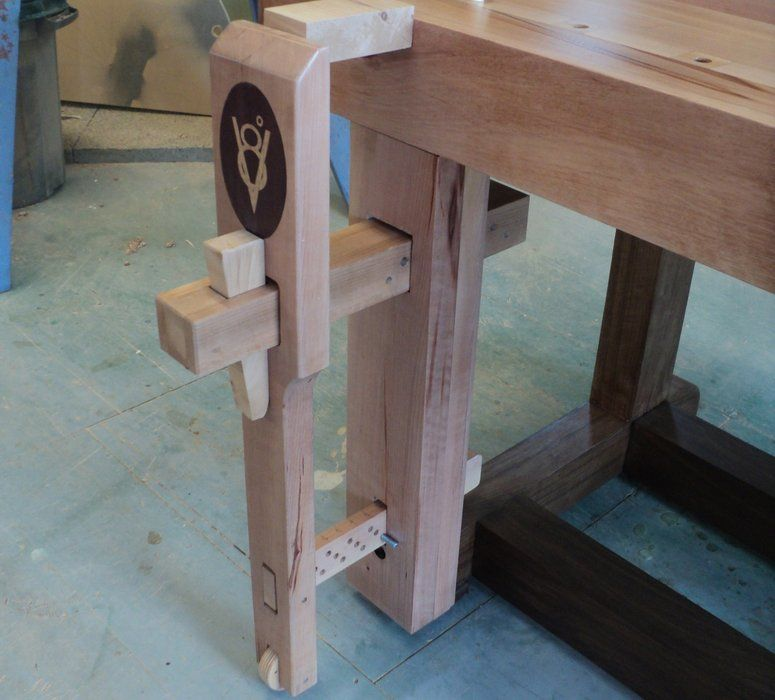 Amazing Wedge Powered Leg Vise That Works By Shipwright Ncnpc Chair Design For Home Ncnpcorg