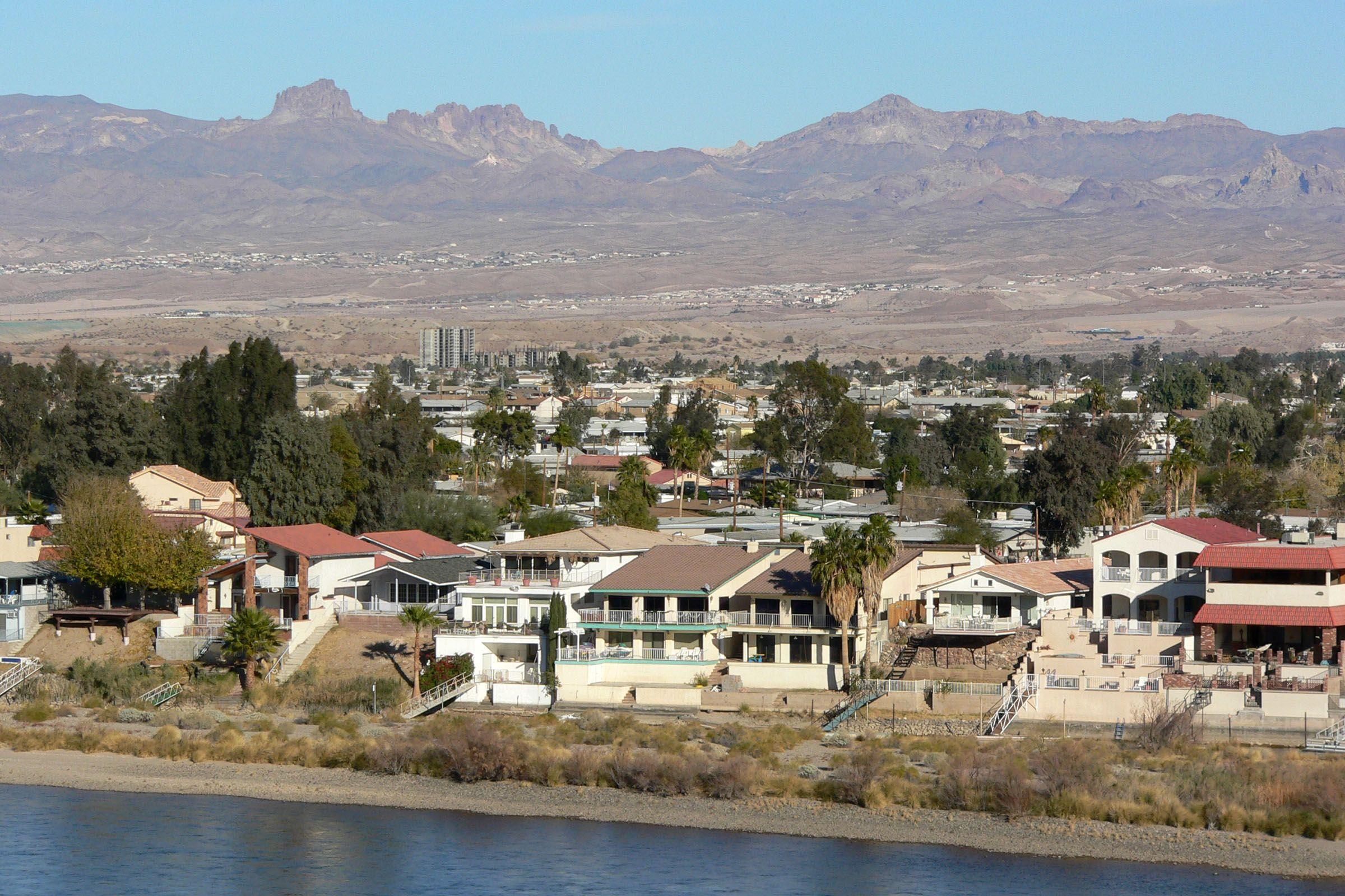 bullhead city arizona this is where mccandless had his job at