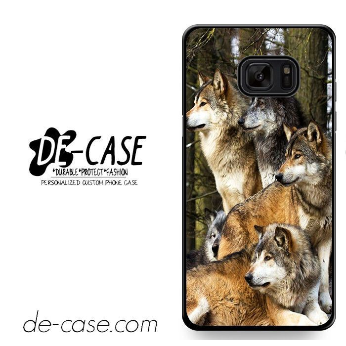 Wolves DEAL-11989 Samsung Phonecase Cover For Samsung Galaxy Note 7