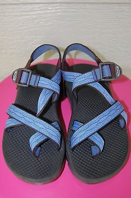Chaco Z2 Yampa Blue Unaweep Sandals Women Size 7 Wide Strappy Colorado 4bace9831