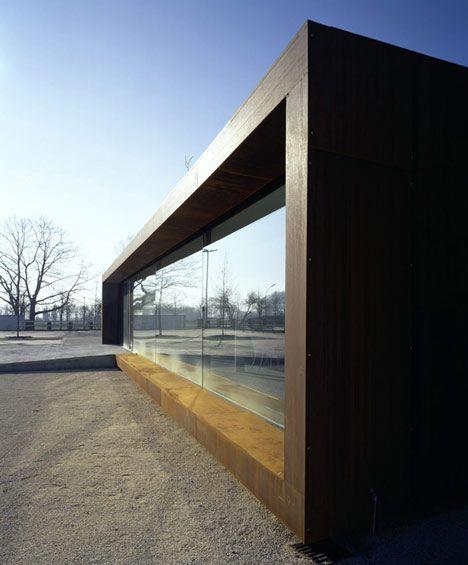 K2 Architekten laboratory for behavioural and social sciences by boge lindner k2