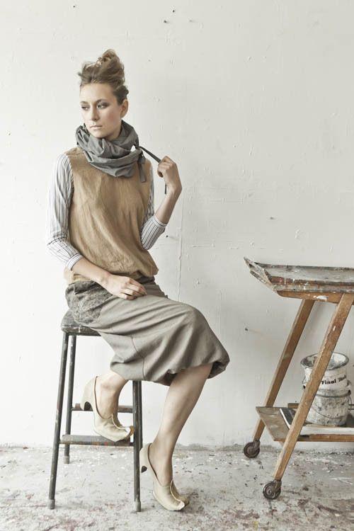 Eileen Fisher - #EFbehindthelabel | LOOKS I LOVE | Pinterest ...