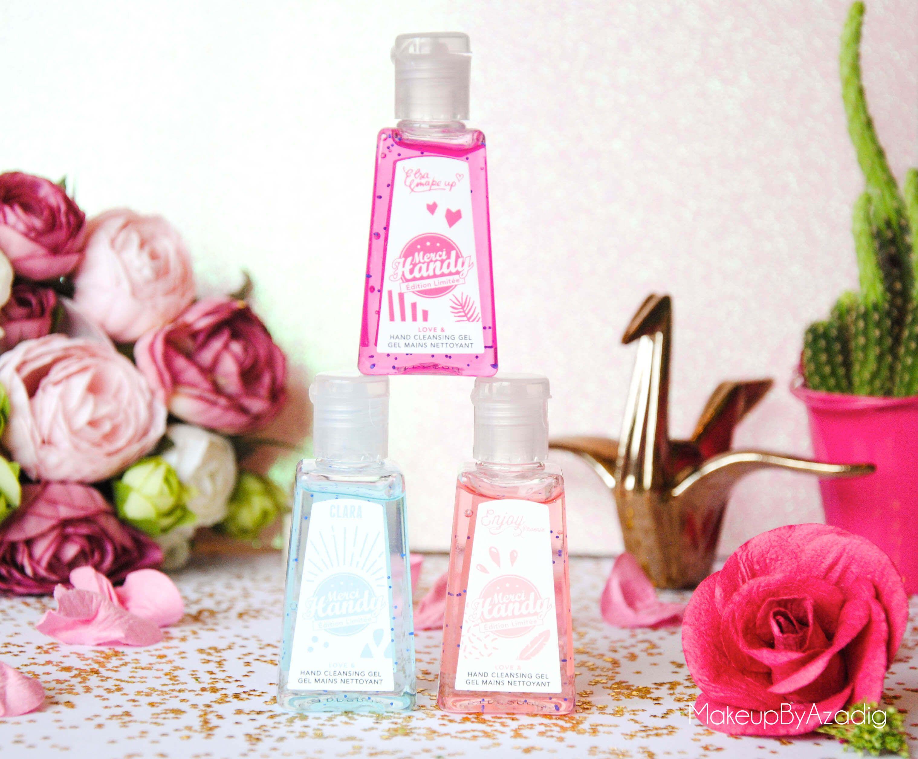 28 Revue Gels Merci Handy X Rose Carpet Accessoire Maquillage